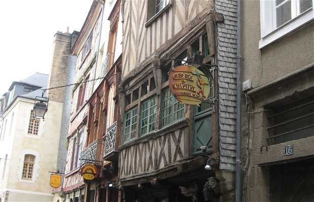 Rue du Chapitre