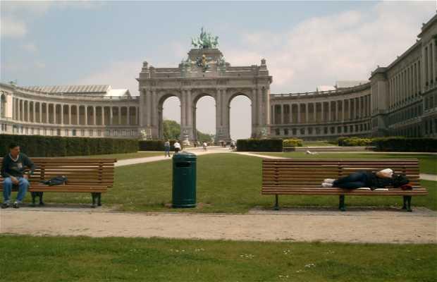 Arco do Triunfo de Bruxelas