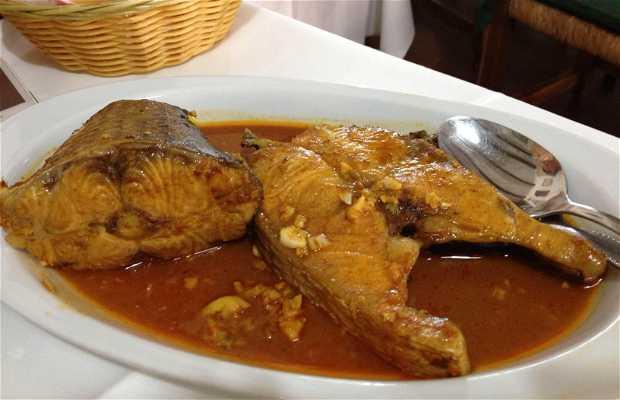 Restaurante Hogar del Pescador El Parras