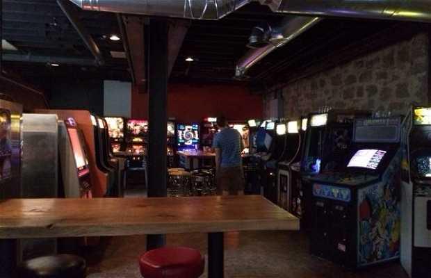 Spacebar Arcade