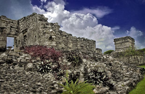 El castillo de Zamá