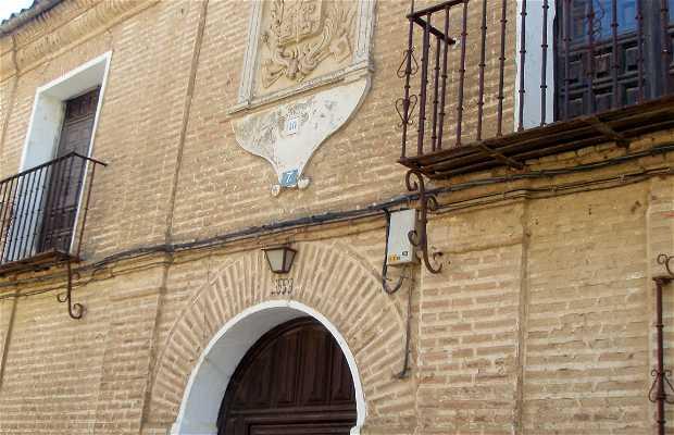 Arenillas Anselmo Square