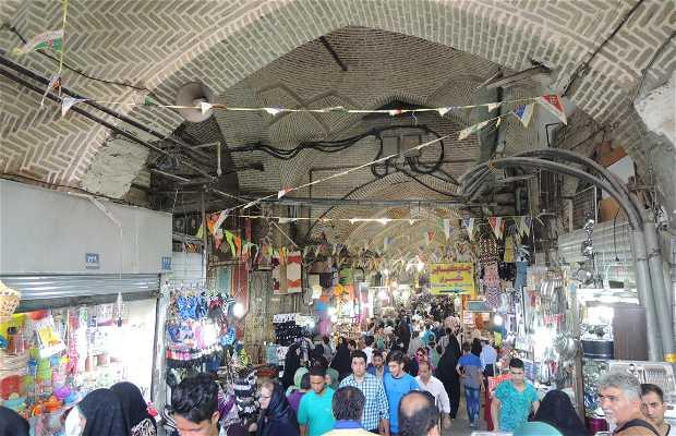 Bazar de Teherán