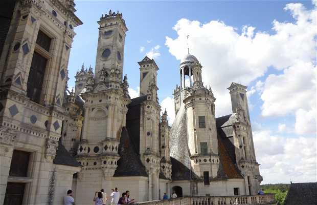 Terazas del castillo