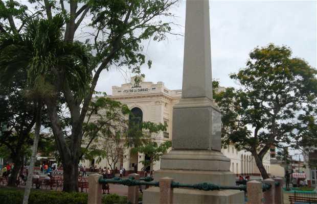 Monumento Juan Martin de Conyedo