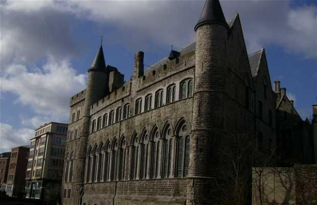 Geeraard de Duivelsteen - Castelo de Gerardo o Diabo