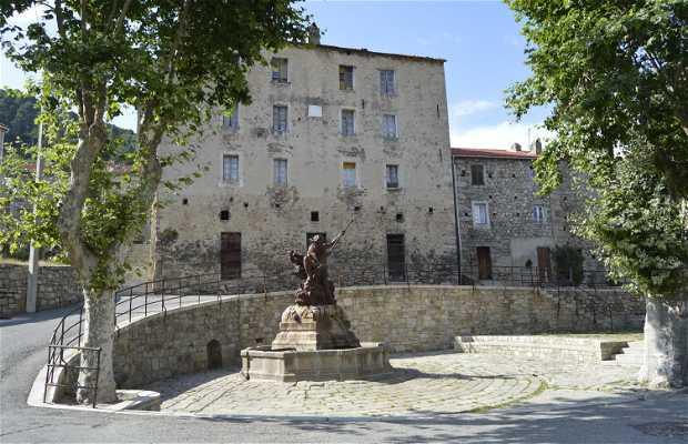 Plaza Fuente de Neptuno