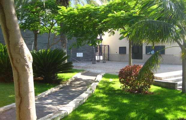 Jardines del Centro Cultural