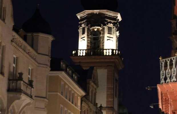 Iglesia de la Providencia-Providenczkirche