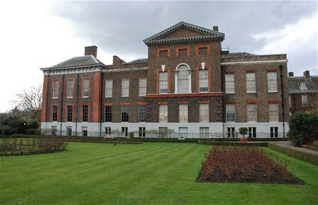 Il palazzo Kensington