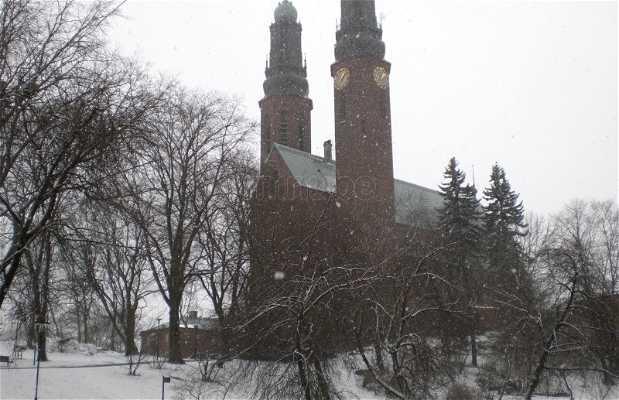 Iglesia Högalids