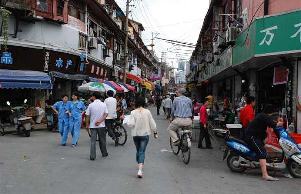 Calle Xizang Nan