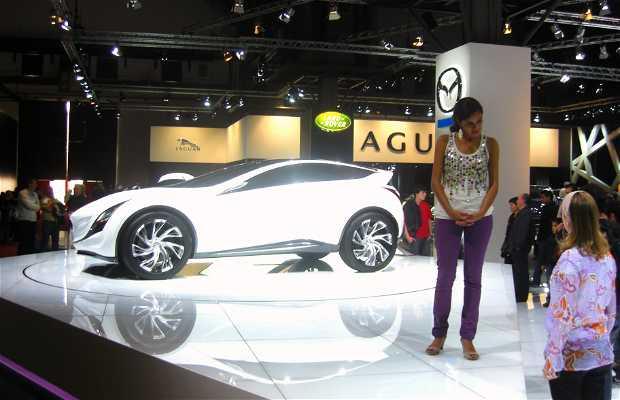 Salón del Automóvil, Barcelona 2009.