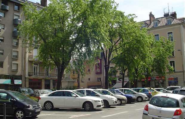 Metz place