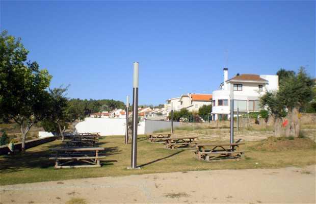 Ermita y área recreativa de Santa Lucía