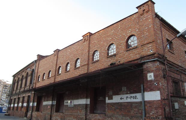 Antiguas fábricas de Praga