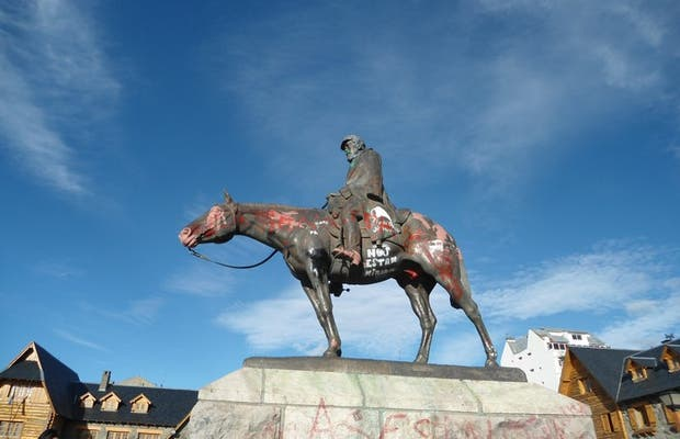 Estatua general Roca