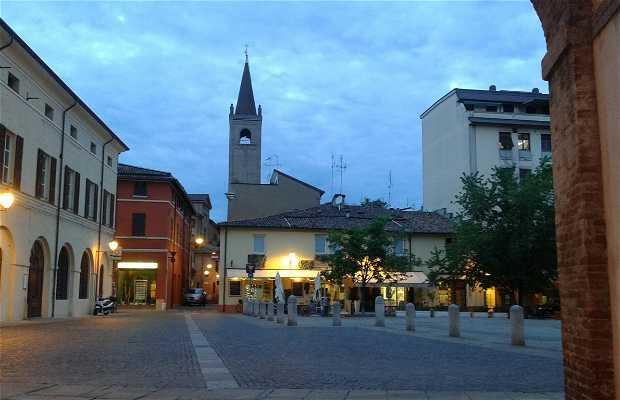 Piazza Della Misura Forli.Piazzetta Della Misura A Forli 1 Opinioni E 3 Foto