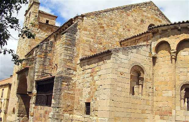 Chiesa di Santa Maria la Nuova a Zamora