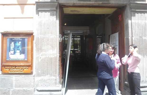 Casa museo Maria Augusta Urrutia