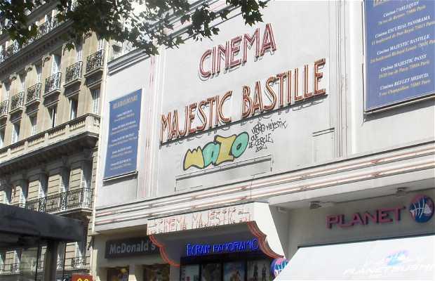 Cinema Majestic Bastilla