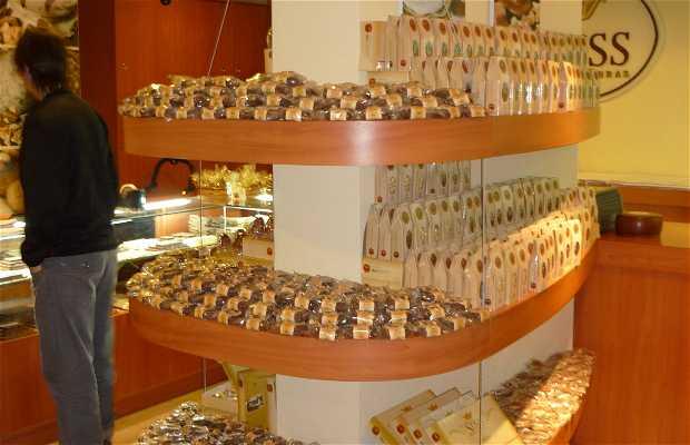 Chocolatería Süss Dulzuras