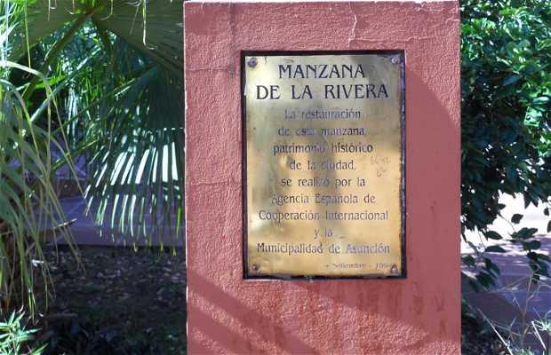Manzana de La Riviera
