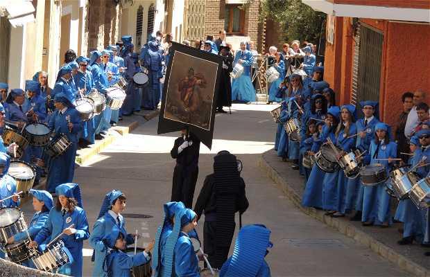Procession de la Proclamation
