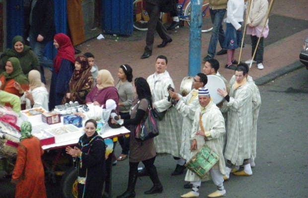 Procession of the Dowry