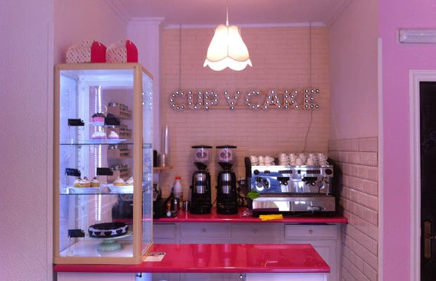 Cup y cake