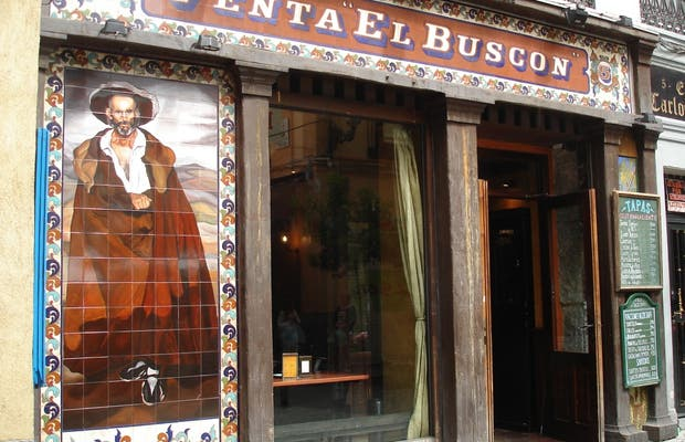 Venta El Buscón (Viejo Madrid)
