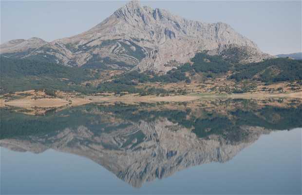 Pantano de Vegamian (León)