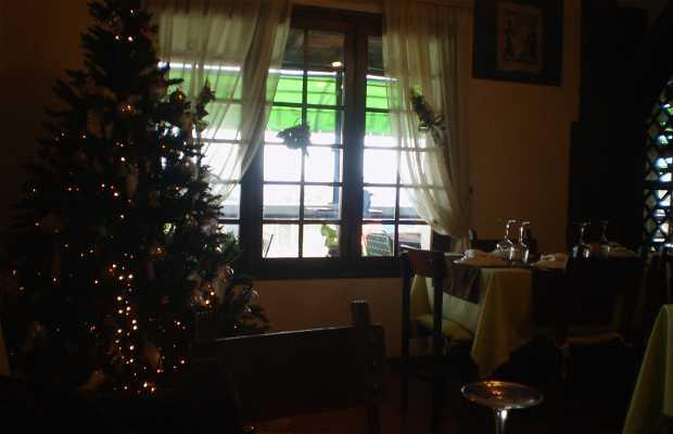 Restaurant Verde Pinho