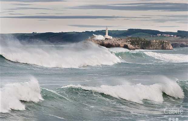 Isla Mouro Lighthouse
