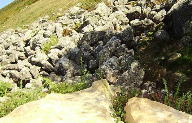 Pedregal de Irimia. Nacimiento del río Miño