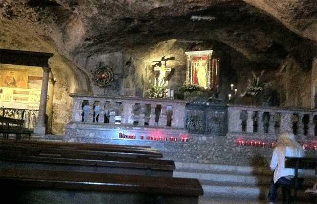 Santuario de San Miguel Arcángelo