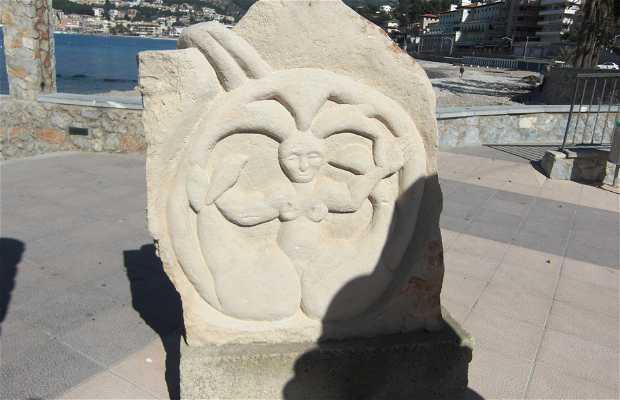 Esculturas en Sóller