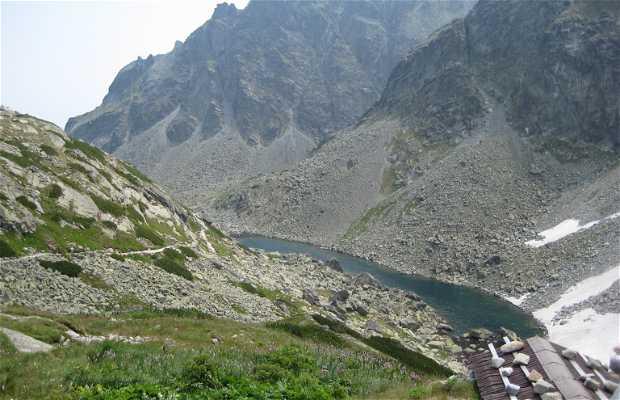 Zbojnická chata - Hautes Tatras