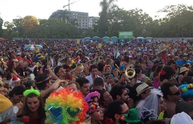 Carnaval de Rua, Bloco Orquestra Voadora