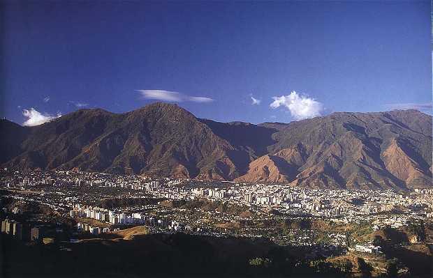 Il Parco Avila di Caracas