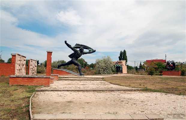 Parc des Statues ou Memento Parc