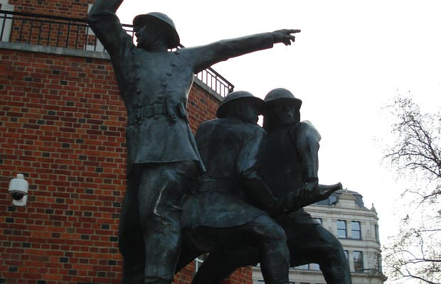 Monumenti ai soldati a Londra