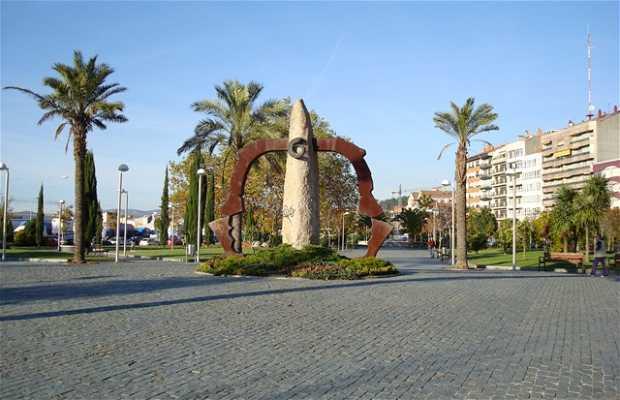 Parque Miguel Hernández