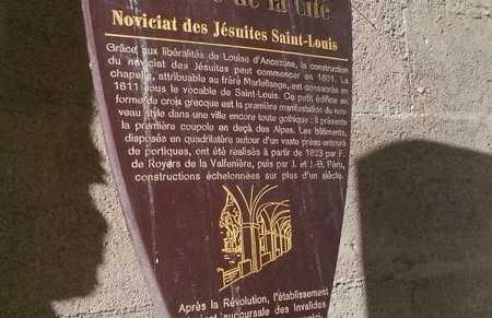 Noviciat des Jésuites Saint-Louis