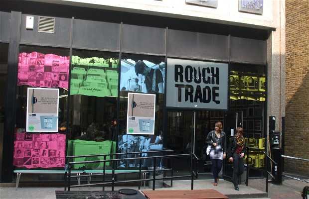 Rough Trade East tienda de discos