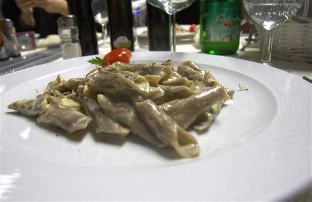 Restaurante Gostilna Tomi