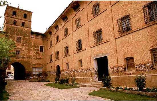 Casbas monastery