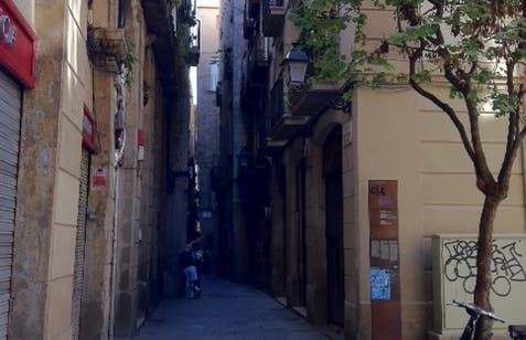 Calle de Sant Domènec del Call