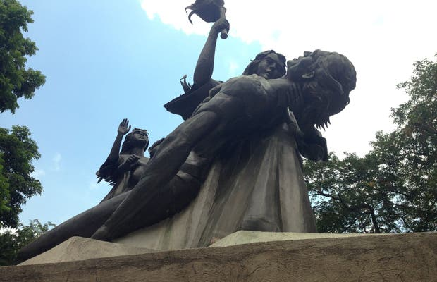 Monumento Binhi ng Kalayaan