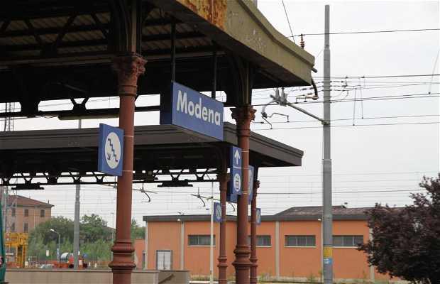 Estación de Módena
